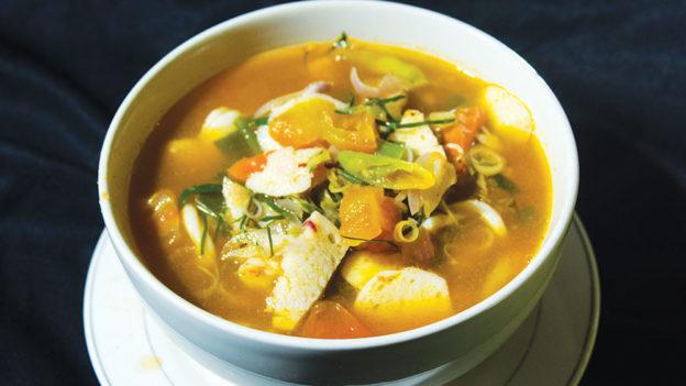 Resep Soup Tom Yam
