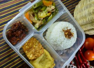 Catering Box Ulam Sari